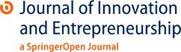 logo Journal of Innovation and Entrepreneurship