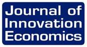 logo Journal of Innovation Economics